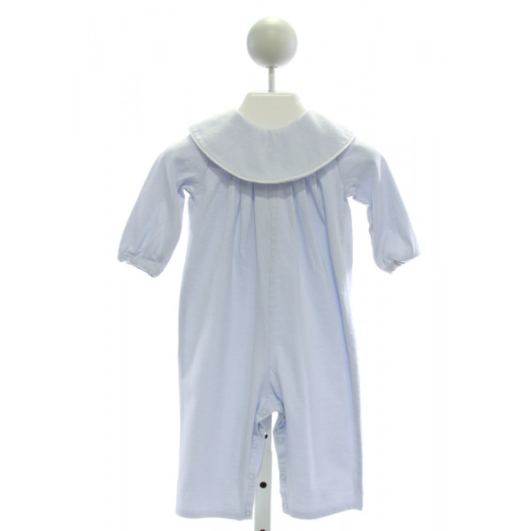 BAILEY BOYS  LT BLUE    LONGALL/ROMPER