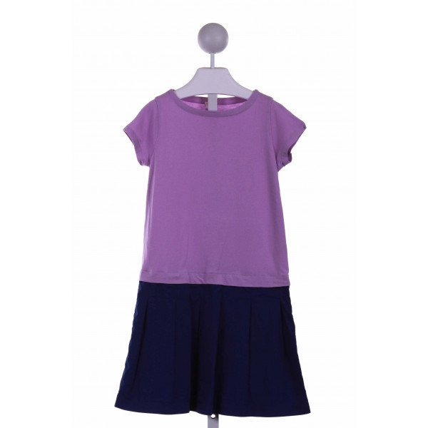 CREWCUTS FACTORY  PURPLE    CASUAL DRESS