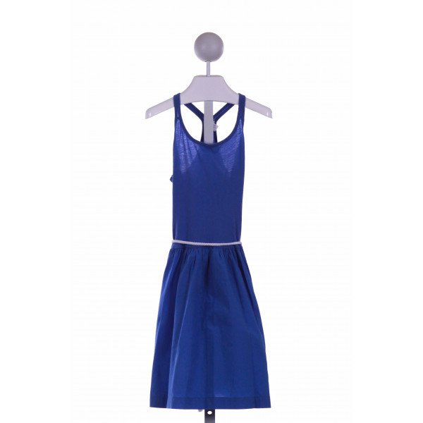 CREWCUTS FACTORY  BLUE    CASUAL DRESS