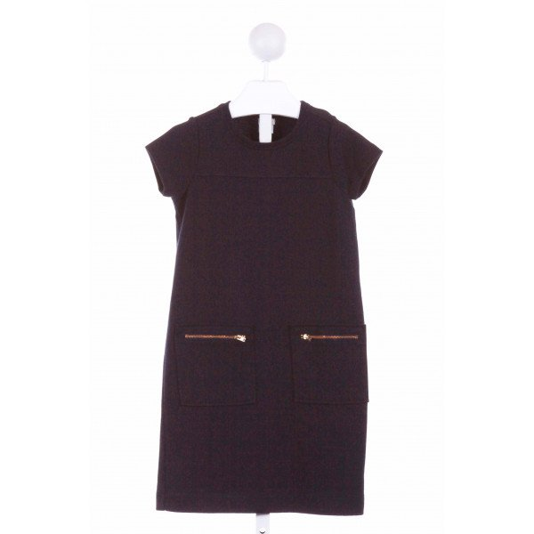 CREWCUTS FACTORY  NAVY    CASUAL DRESS