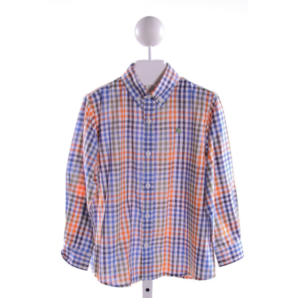 J. BAILEY  MULTI-COLOR    CLOTH LS SHIRT