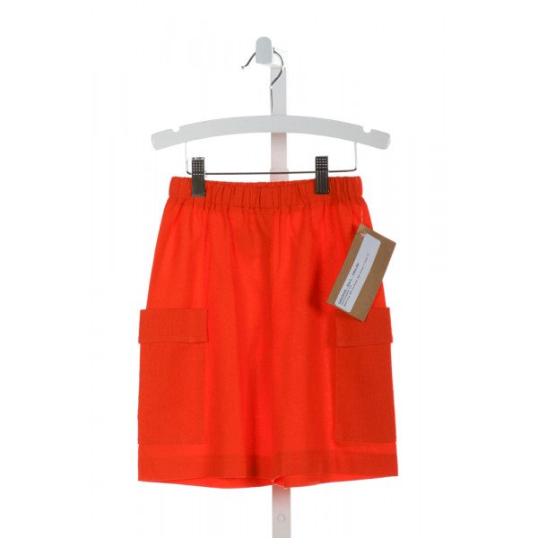 HANNAH KATE  ORANGE    SHORTS