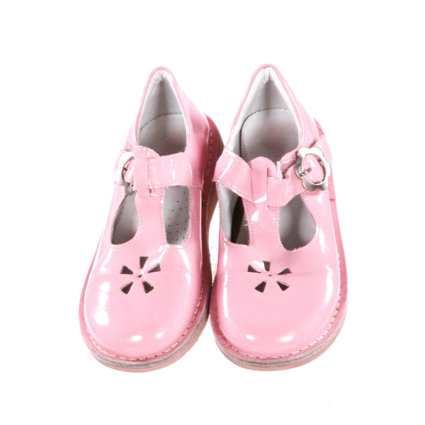 KID EXPRESS PINK SHOES *SIZE 13, VGU - VERY SLIGHT SCUFF MARKS AND SOME CREASING