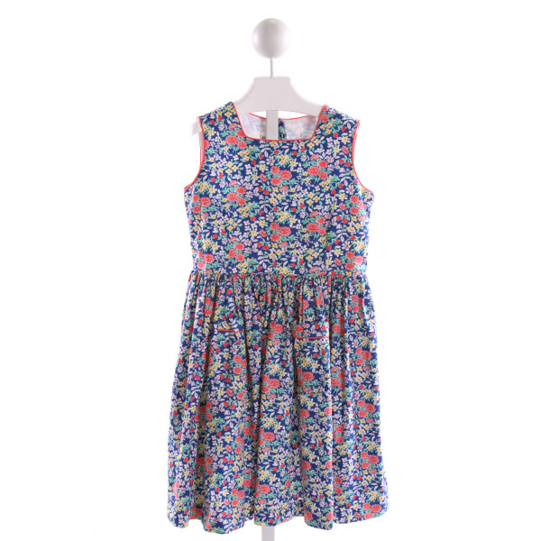 KAYCE HUGHES  MULTI-COLOR  FLORAL  DRESS