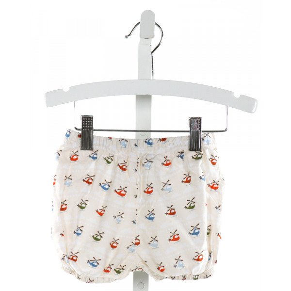 LOLLIPOP LAUNDRY  IVORY   PRINTED DESIGN BLOOMERS