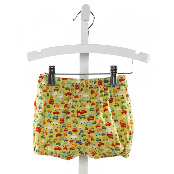 LOLLIPOP LAUNDRY  GREEN   PRINTED DESIGN BLOOMERS