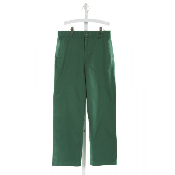 VINEYARD VINES  GREEN    PANTS