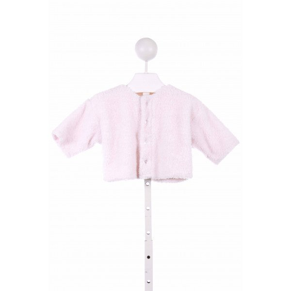 LITTLE GIRAFFE  LT PINK    OUTERWEAR