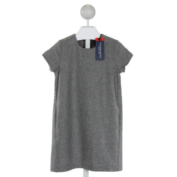 TOOBY DOO  GRAY    DRESS