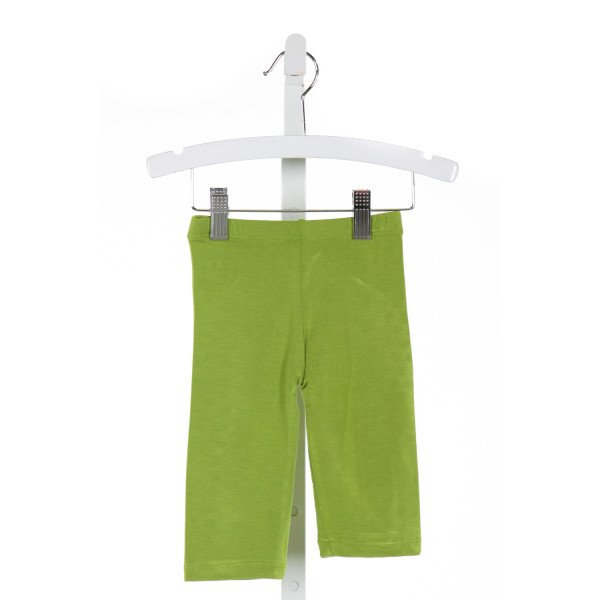 KICKEE PANTS  LT GREEN    PANTS