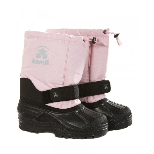 KAMIK PINK BOOTS *SIZE TODDLER 13, VGU - LIGHT WEAR
