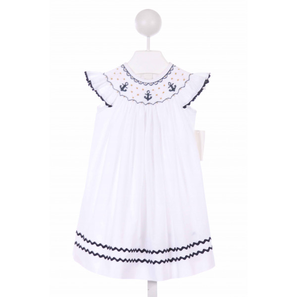 CLOSET NINE  WHITE    CASUAL DRESS