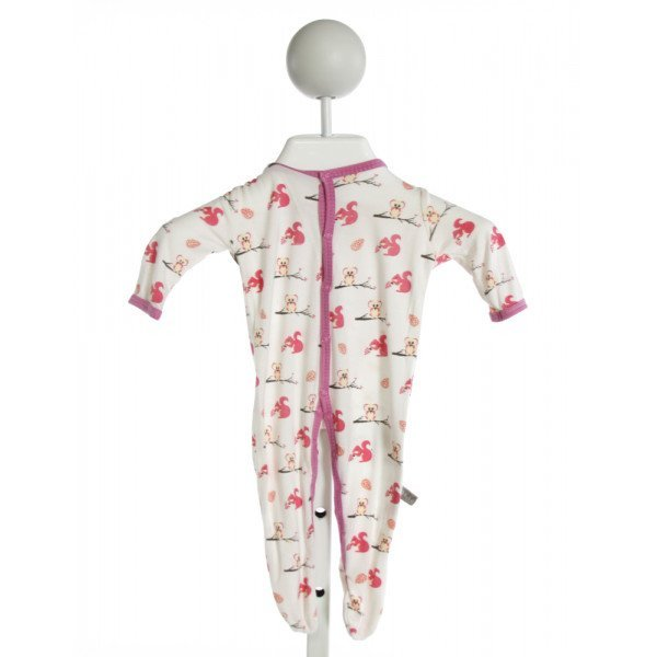 KYTE BABY  WHITE   PRINTED DESIGN LAYETTE