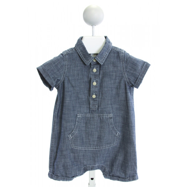 GAP  BLUE    JOHN JOHN/ SHORTALL