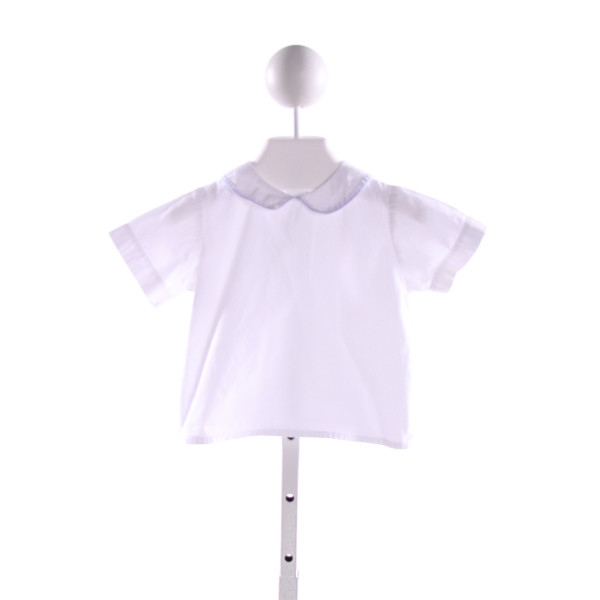SILLY GOOSE  WHITE    CLOTH SS SHIRT