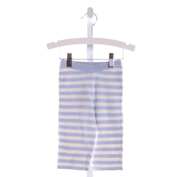 BAMBEENO  LT BLUE  STRIPED  PANTS