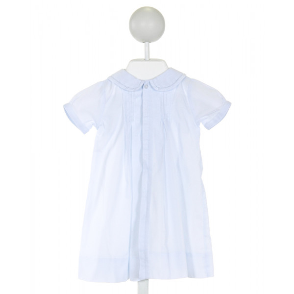 PETIT AMI  LT BLUE   EMBROIDERED LAYETTE