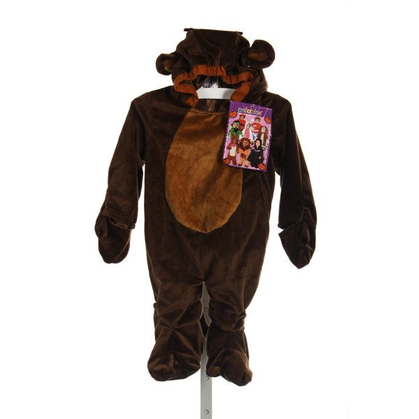PETABLES BROWN MONKEY COSTUME