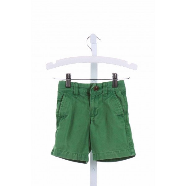 GAP  GREEN    SHORTS
