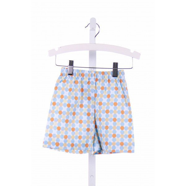 NAIN & JOE  BLUE  POLKA DOT  SHORTS