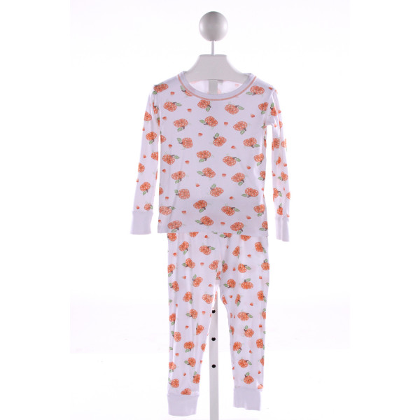 MAGNOLIA BABY  MULTI-COLOR   PRINTED DESIGN 2-PIECE OUTFIT