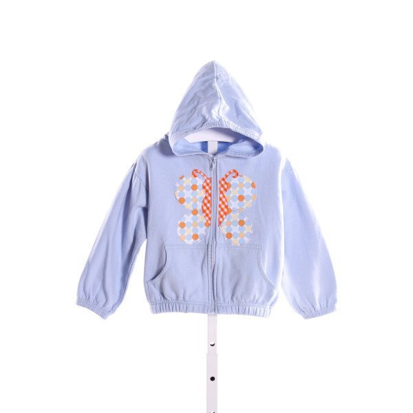 MONAG  LT BLUE   EMBROIDERED OUTERWEAR